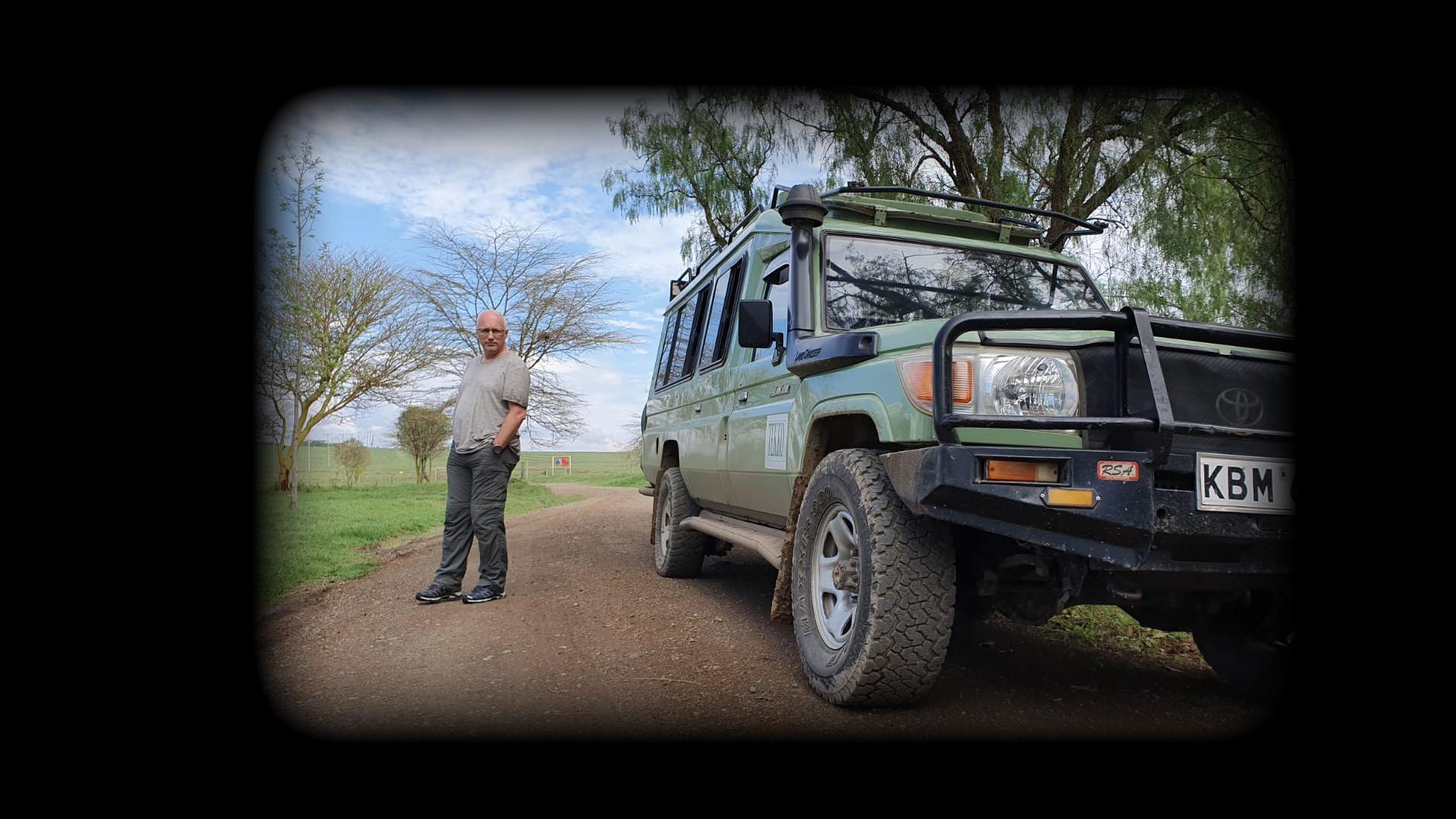 Me in Kenya