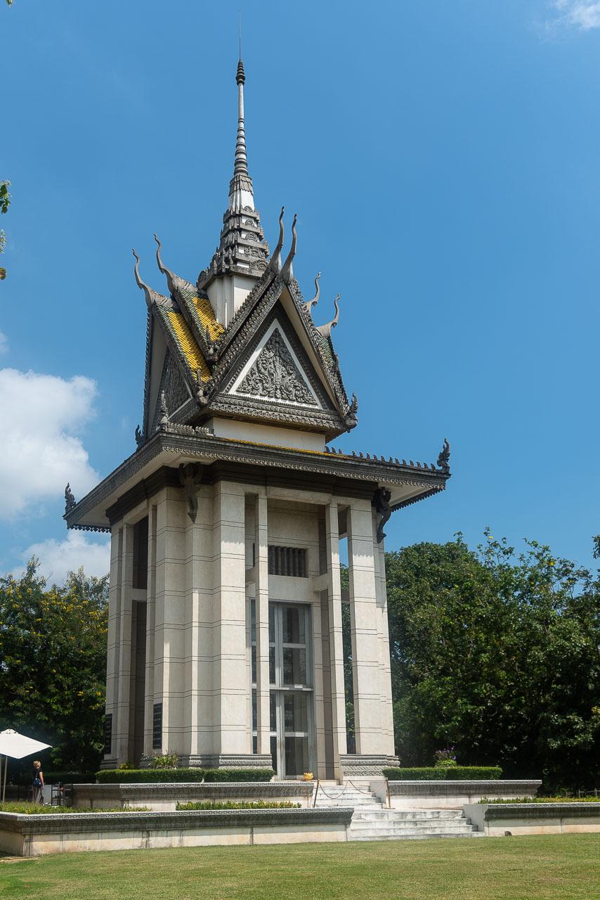 Phnom Penh - Choeung Ek Genocidal Center