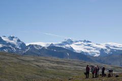 Skaftafell -  Skaftafellsjökull