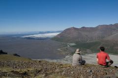 Skaftafell - Skeiðarárjökull