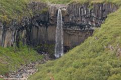 Skaftafell - Svartifoss