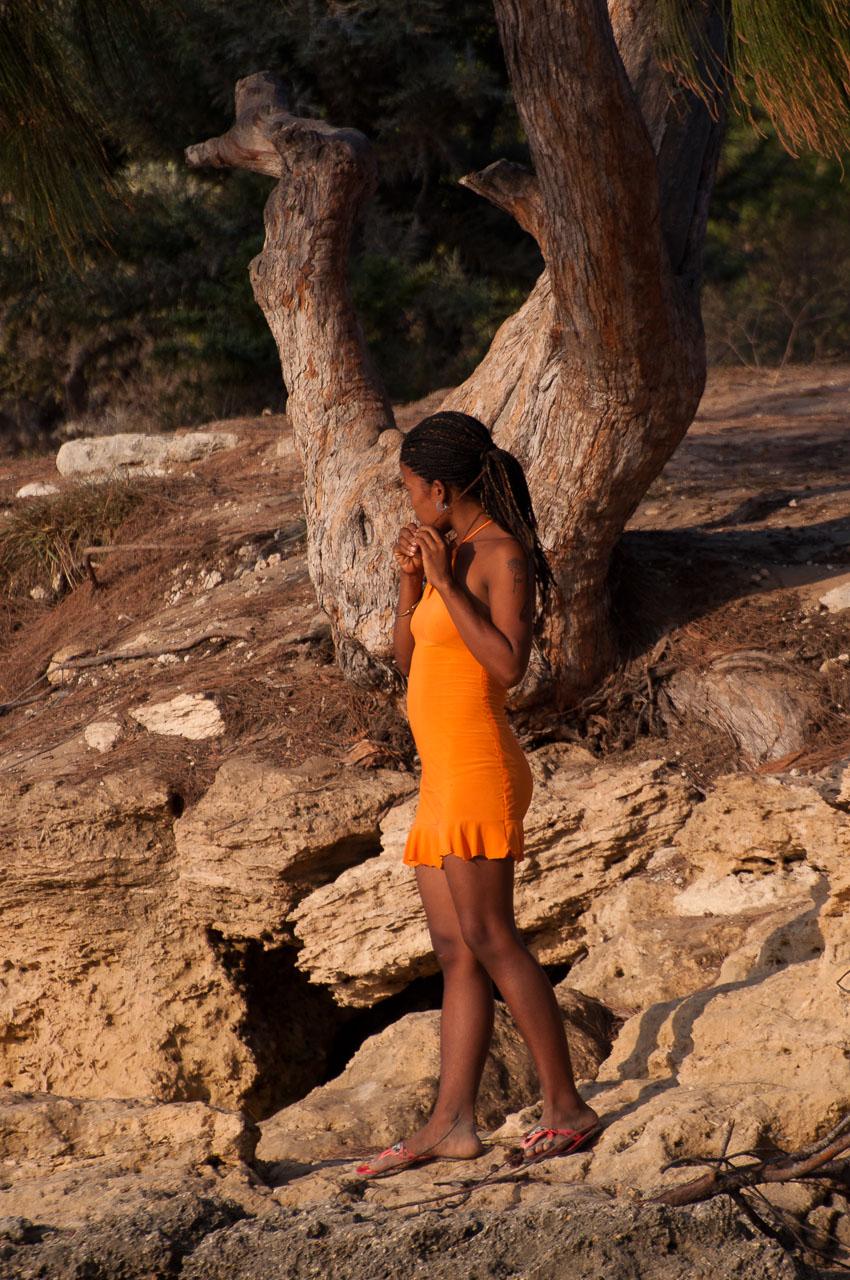 Ifaty - Beach girl