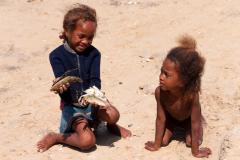 Ifaty - Beach fish catch