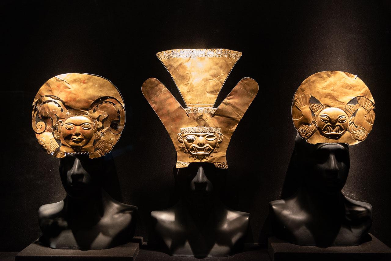 Lima - Museo Oro del Peru