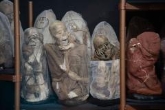 Chachapoyas - Museo Leymebamba