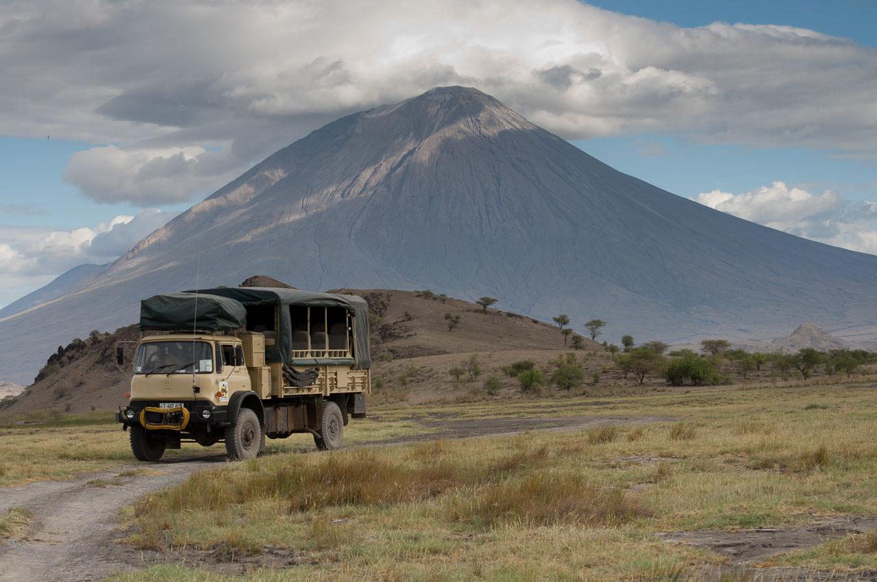 Rift Valley - Ol Doinyo Lengai
